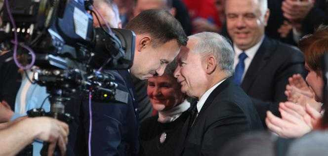 Szokujące słowa o relacjach Andrzeja Dudy z Jarosławem Kaczyńskim! Jest aż tak fatalnie?!