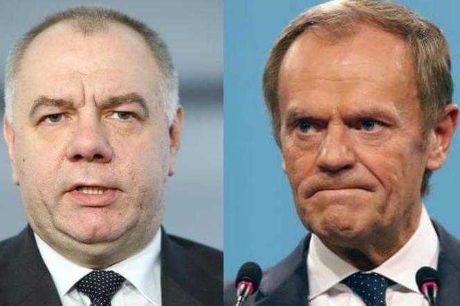 Katastrofa smoleńska, 10 kwietnia. Po tych słowach Tusk się zagotuje! Sasin stawia poważne zarzuty
