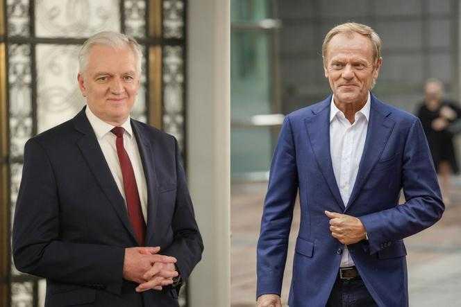 Jarosław Gowin idzie do Donalda Tuska?! Rząd PiS zawisł na włosku! Wybory za chwilę?