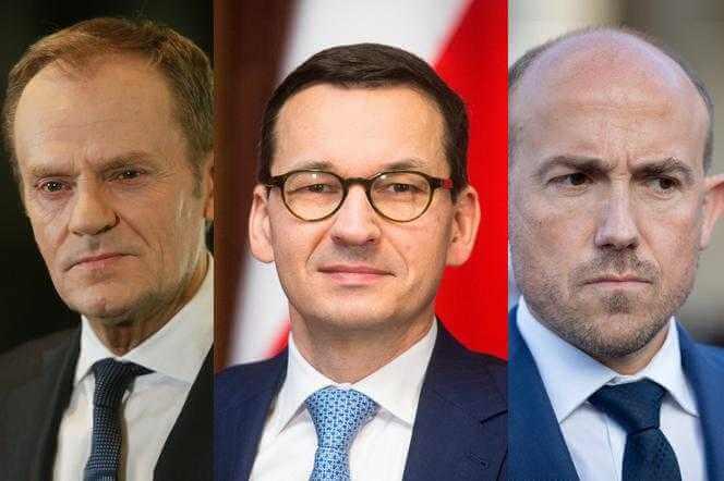 """Tusk i Budka ostro o Morawieckim! """"Krok po kroku w objęcia Putina"""". Jest odpowiedź"""