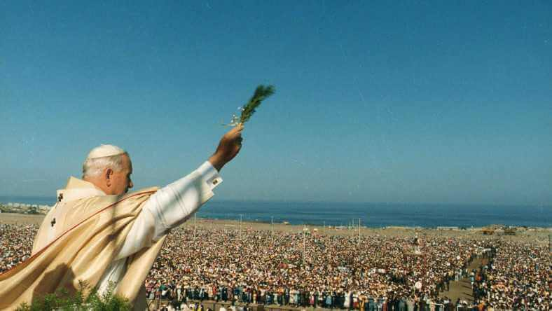 Najpiękniejsze cytaty św. Jana Pawła II