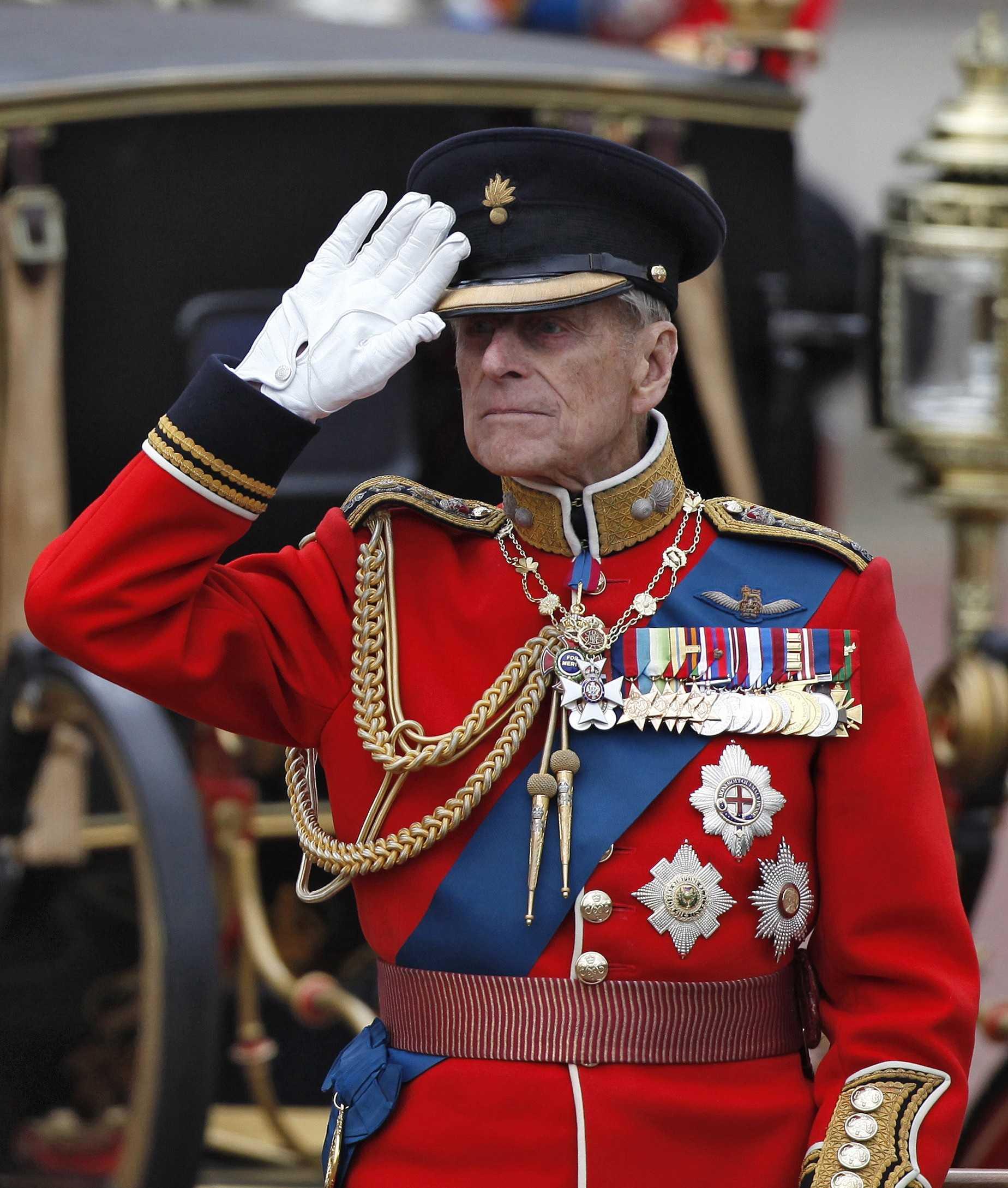 Nie żyje książę Filip, mąż królowej Elżbiety II