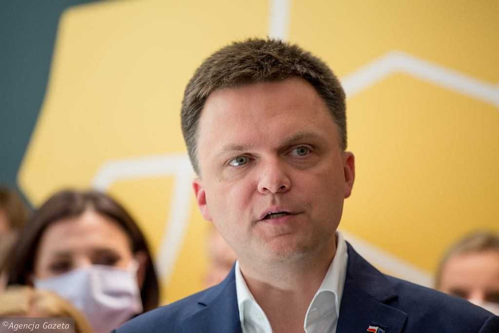 Hołownia nowym liderem opozycji. Politolog: Będzie walczył z Trzaskowskim o fotel premiera