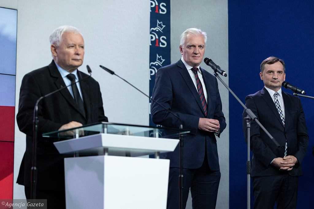 Sondaż. PiS liderem, dobry wynik partii Zbigniewa Ziobry. Solidarna Polska może wejść do Sejmu