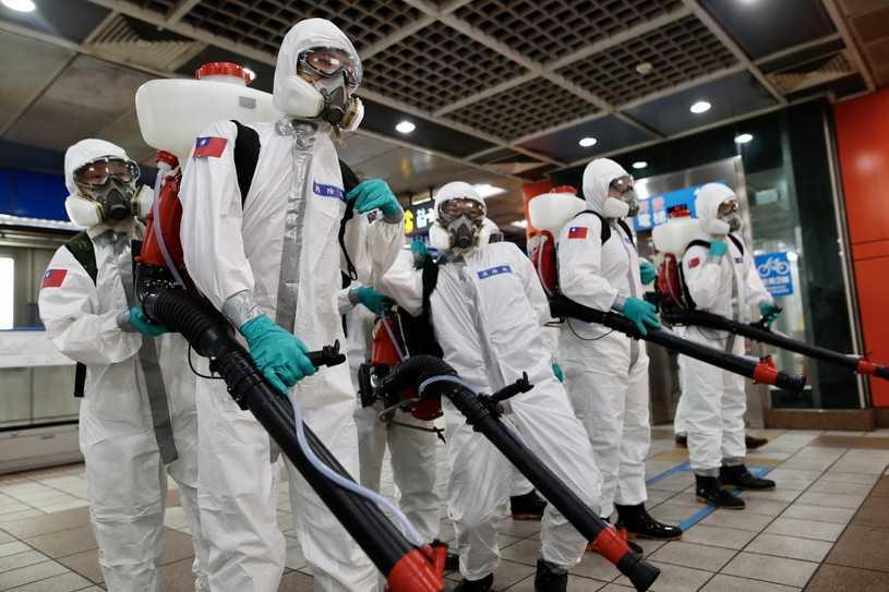 Koronawirus znów atakuje w Azji. Nowe warianty wirusa