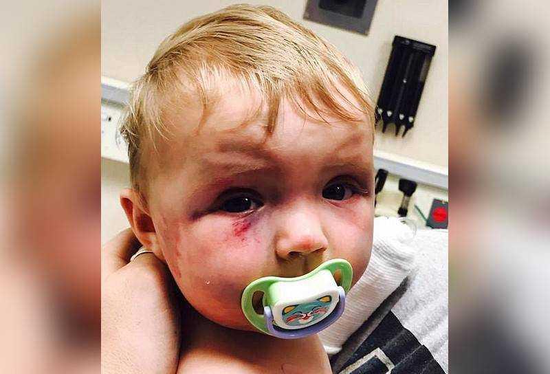 Brutalnie pobiła swoją 8-miesięczną córeczkę. Wyrok sądu zbulwersował wszystkich