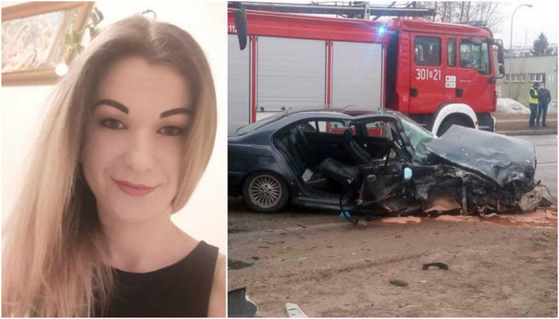 Białystok, nie żyje 23-latka. Walczyła o życie po wypadku, do którego doszło prawdopodobnie z winy policjanta