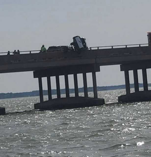 Skoczył z mostu, by ratować dziecko. Bohaterski wyczyn kierowcy