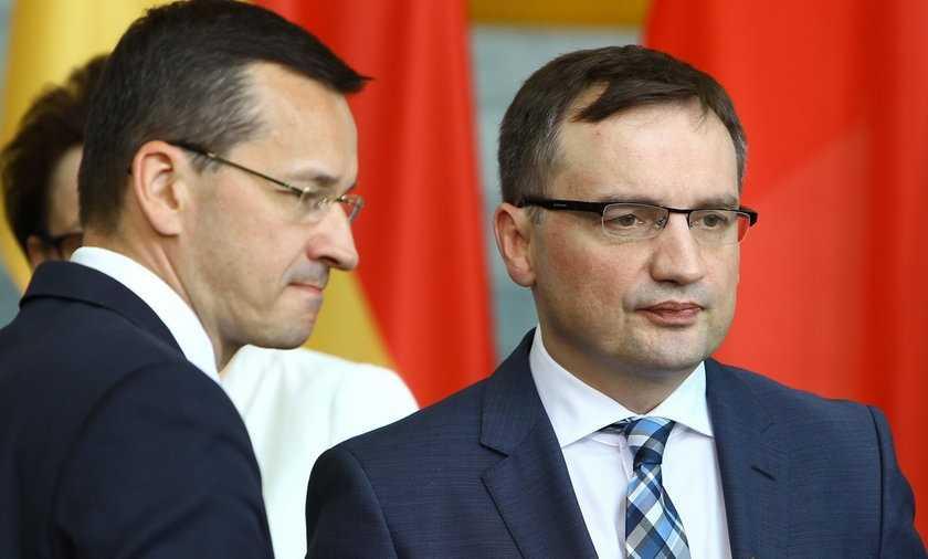 Ziobro zarabia więcej niż Morawiecki. Jak to?