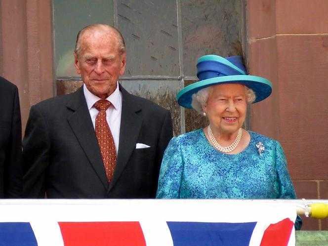 To on zastąpi księcia Filipa u boku królowej brytyjskiej! Wielkie zmiany u Elżbiety II