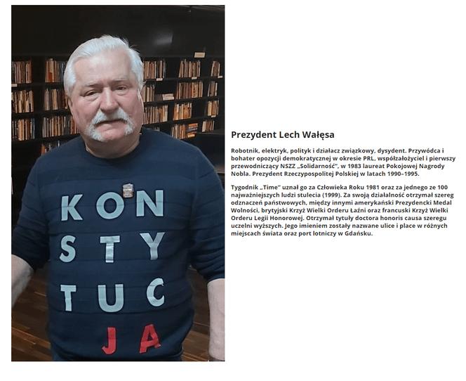Wylicytuj Lecha Wałęsę na Allegro! Pieniądze pójdą na szczytny cel