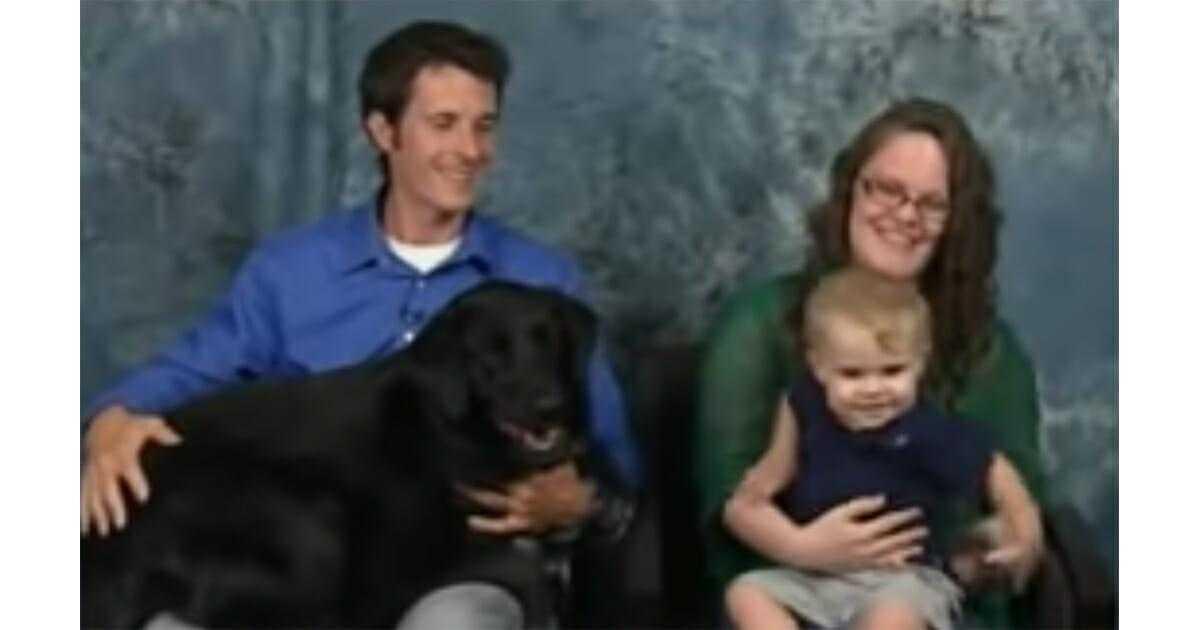 Maltretowane dziecko nie mogło powiedzieć rodzicom o okrutnej opiekunce. Na szczęście był pies…