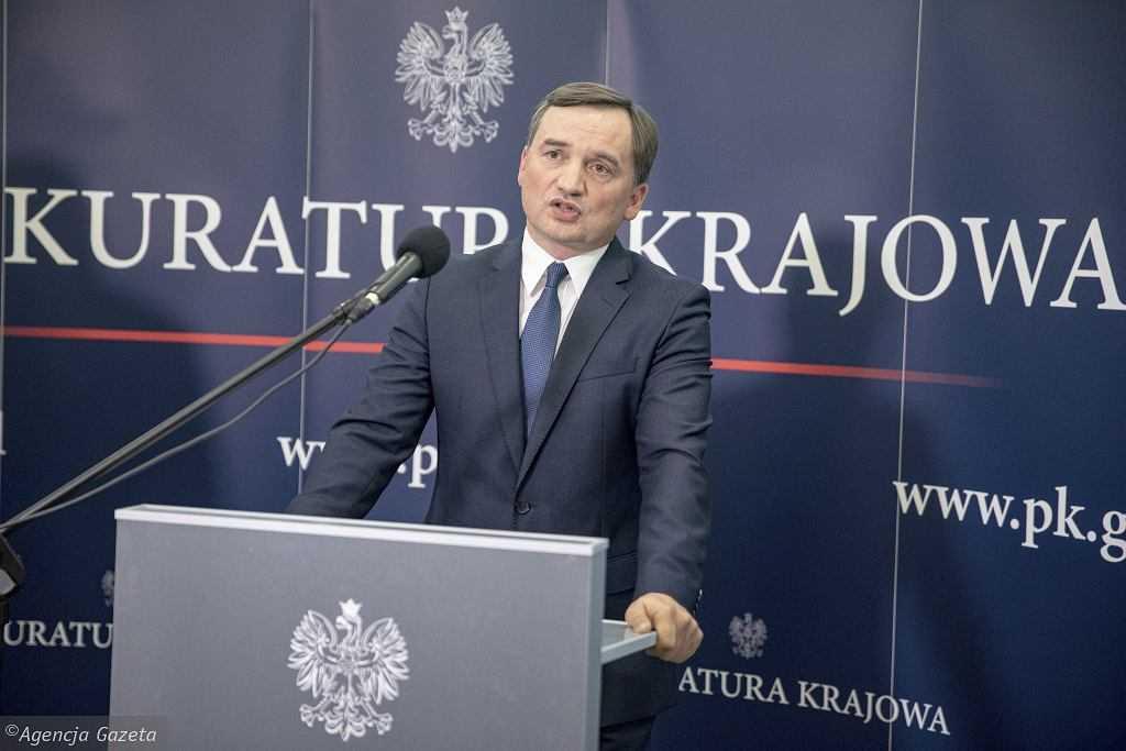 """Zbigniew Ziobro chce kary dla Donalda Tuska. """"Składam pozew"""""""