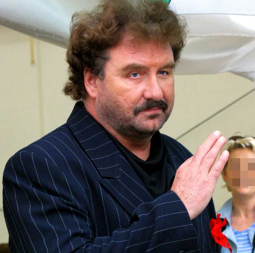 Andrzej Kosmala w środku nocy opublikował niepokojący wpis! Pisze o śmierci Krawczyka!