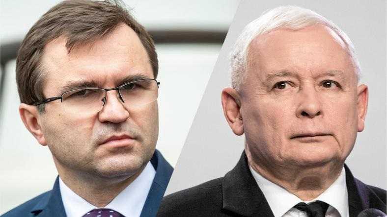 Stan po Burzy. Girzyński przystawił Kaczyńskiemu pistolet do głowy. Czy sfrustrowani posłowie zaczną opuszczać szeregi PiS?