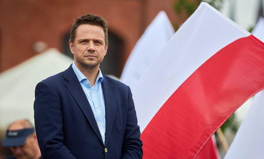 Trzaskowski o powrocie Donalda Tuska: szum medialny, a żadnych faktów