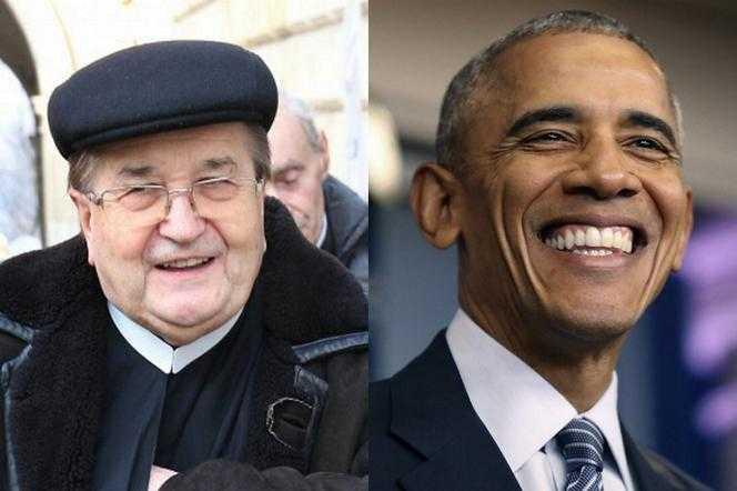 Barack Obama spotka się z Rydzykiem i Sasinem?! W planie jeszcze dwa duże nazwiska