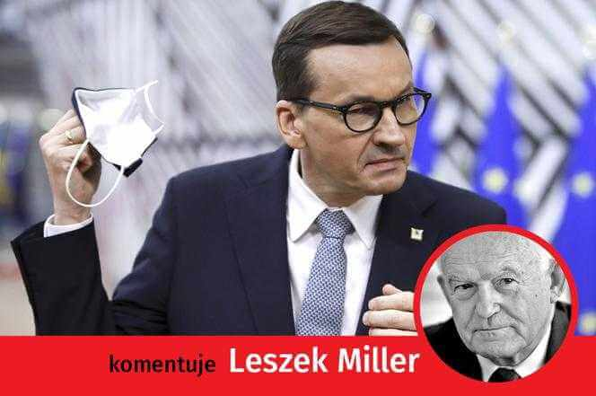 """Miller bezlitośnie punktuje Morawieckiego i Dudę. """"Prosto z lewej"""""""