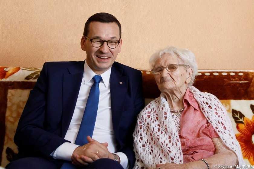 Pani Tekla skończyła 115 lat! Wyjątkowe święto najstarszej Polki