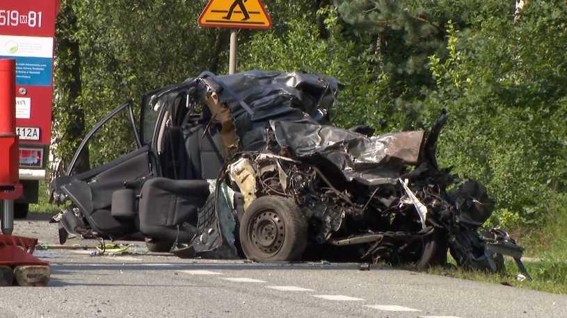 Śmiertelny wypadek w Grębiszewie. Prokuratura apeluje do świadków