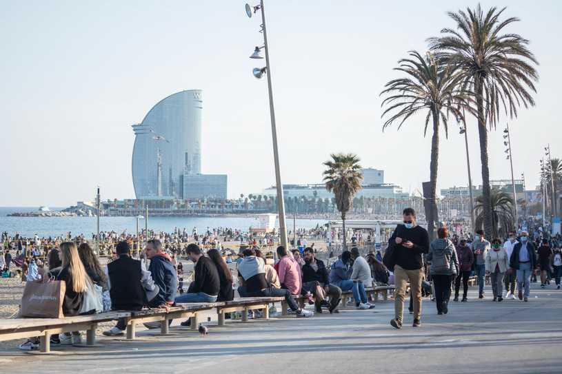 Koronawirus. W Hiszpanii najwięcej zakażeń od stycznia
