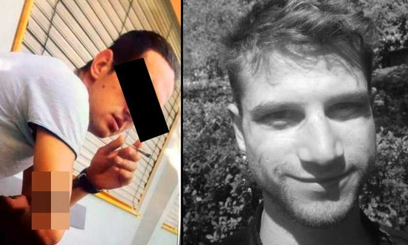 23-letni Oskar zabił swojego sąsiada. To była zbrodnia na tle satanistycznym?