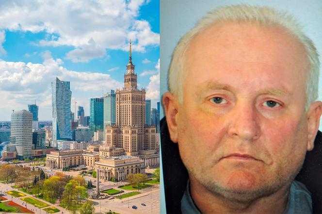Jacek Jaworek wciąż nieuchwytny. Dotarł do Warszawy, by ukryć się w wielkim mieście?
