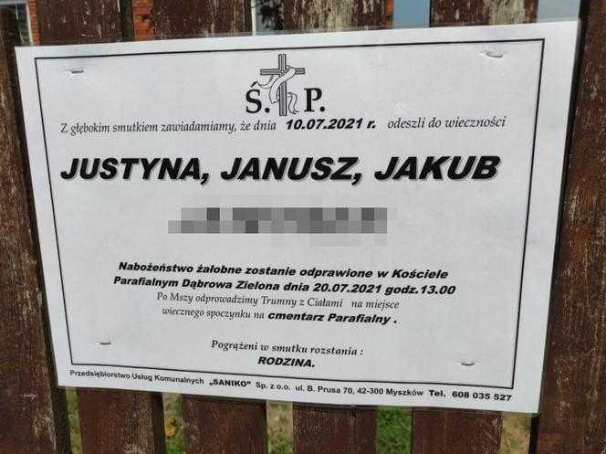 Borowce: Ostatnie pożegnanie ofiar Jaworka. Wiemy, kiedy odbędzie się pogrzeb rodziny