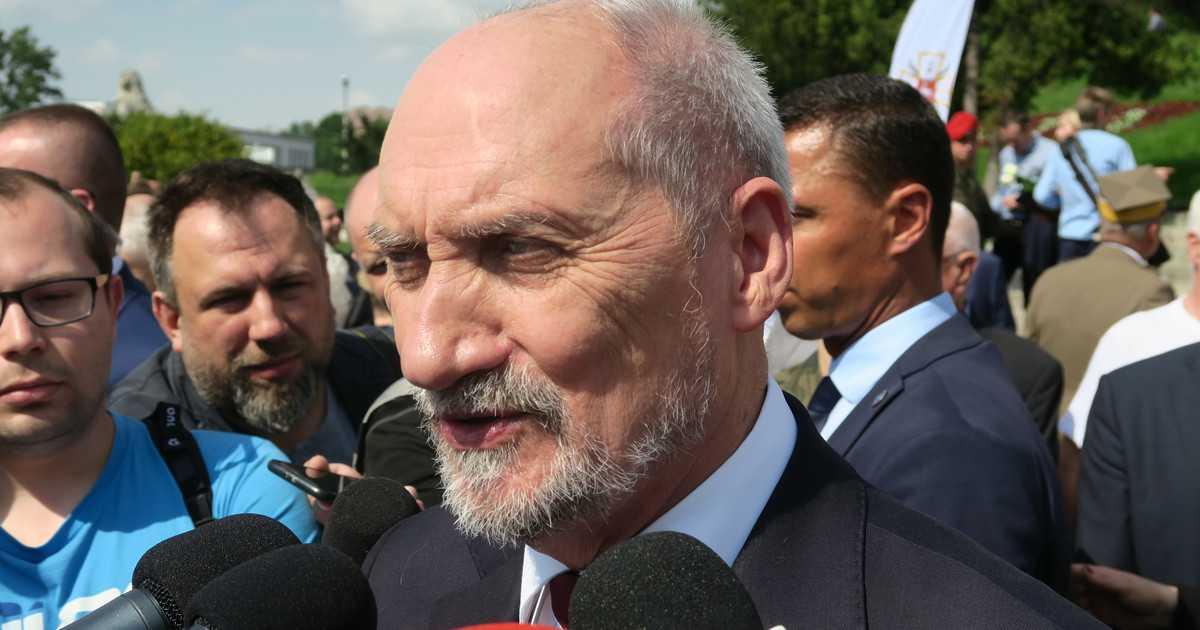 Ministerstwo nie komentuje obietnic Antoniego Macierewicza dla rolników