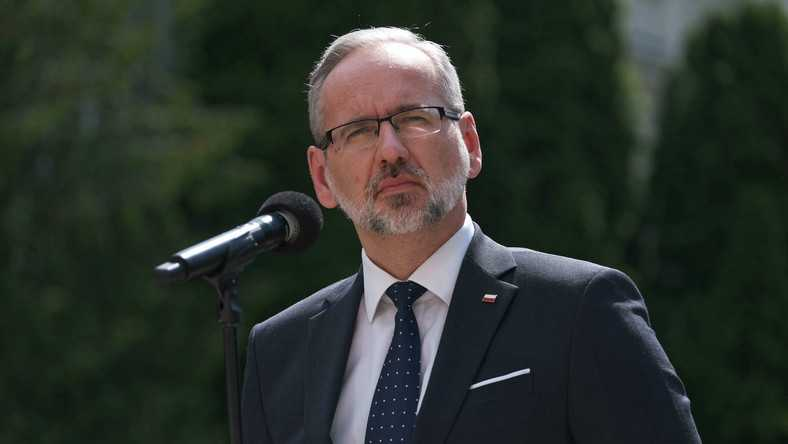Minister zdrowia o zakażeniach: dochodzimy do ważnego punktu