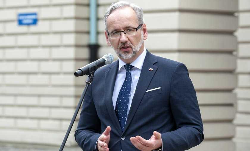 Nowy wariant zbliża się do Polski. Ważny apel ministra zdrowia