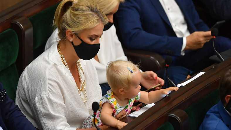 Awantura o dziecko w Sejmie. Spór między Czarzastym a posłanką PiS