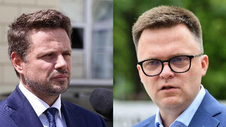 Liderzy opozycji to zdaniem ankietowanych najinteligentniejsi polity
