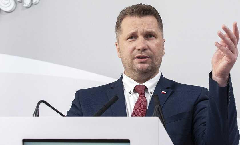 Przemysław Czarnek do Lewicy i PO: Wara od naszych dzieci!