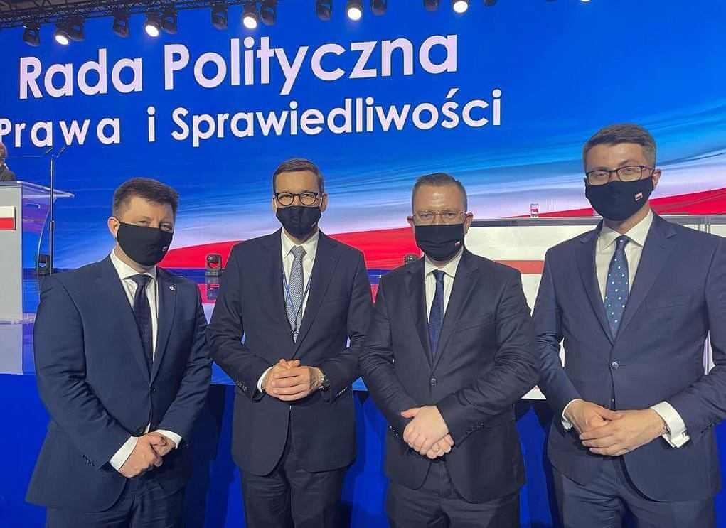Mateusz Morawiecki wybrany na wiceprezesa Prawa i Sprawiedliwości