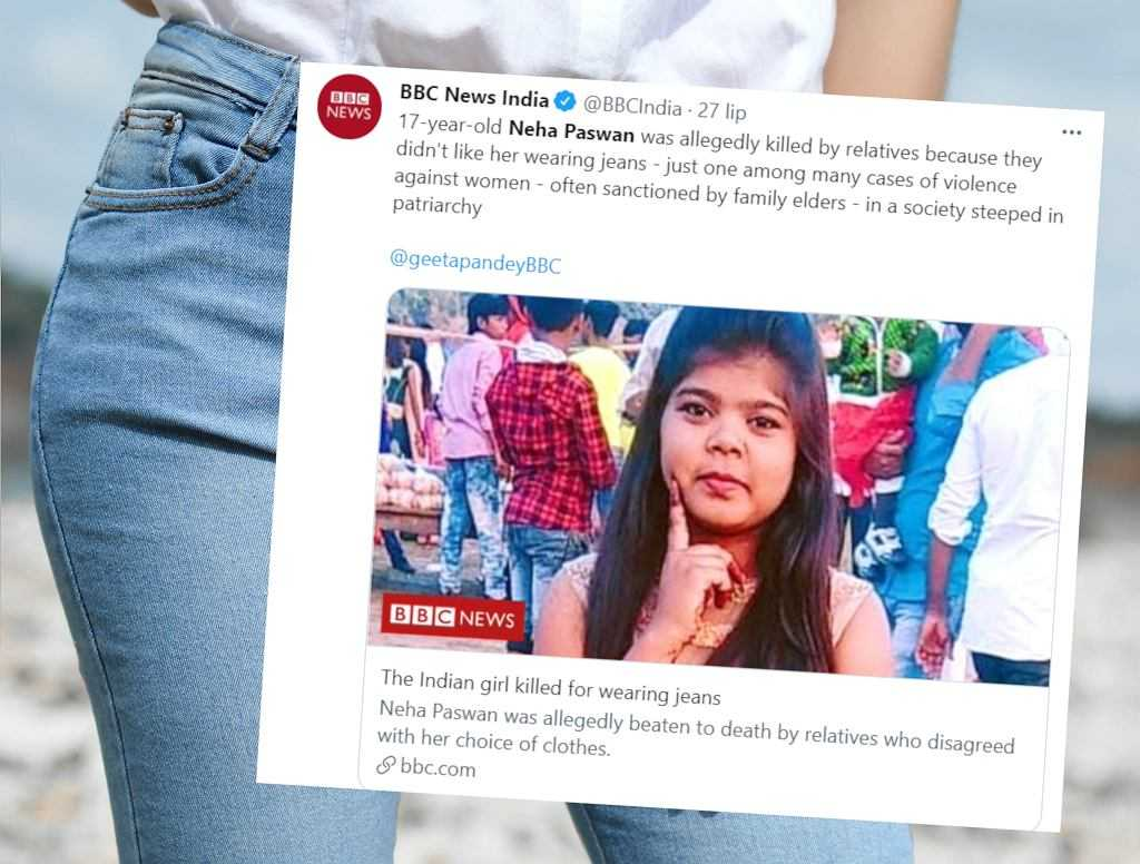 Rodzina zabiła 17-latkę za noszenie jeansów. Jej ciało zawisło na pobliskim moście