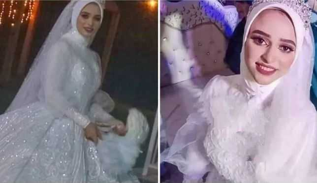 Egipt. Panna młoda zmarła chwilę po ślubie. Miała atak serca