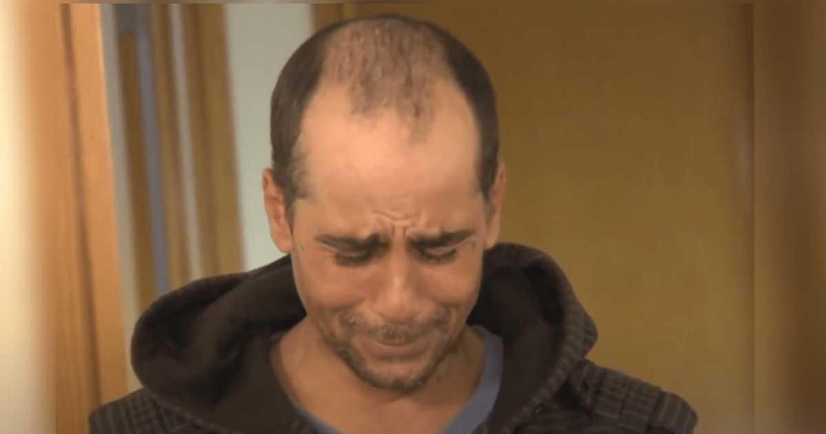 Uczciwy bezdomny, który zwrócił właścicielowi czek na 38 tyś zł, otrzymuje mieszkanie i szkolenie