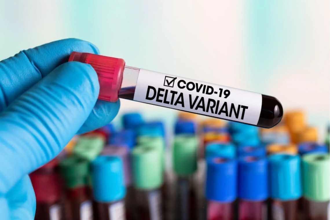 Wariant Delta koronawirusa w Polsce. Horror niezaszczepionych. Oto dane