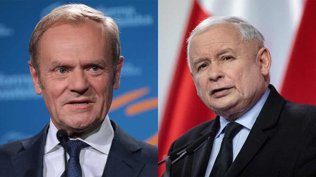 Ten, którego imienia nie wolno wymawiać. Kaczyński nie używa nazwiska Tuska, by go nie promować