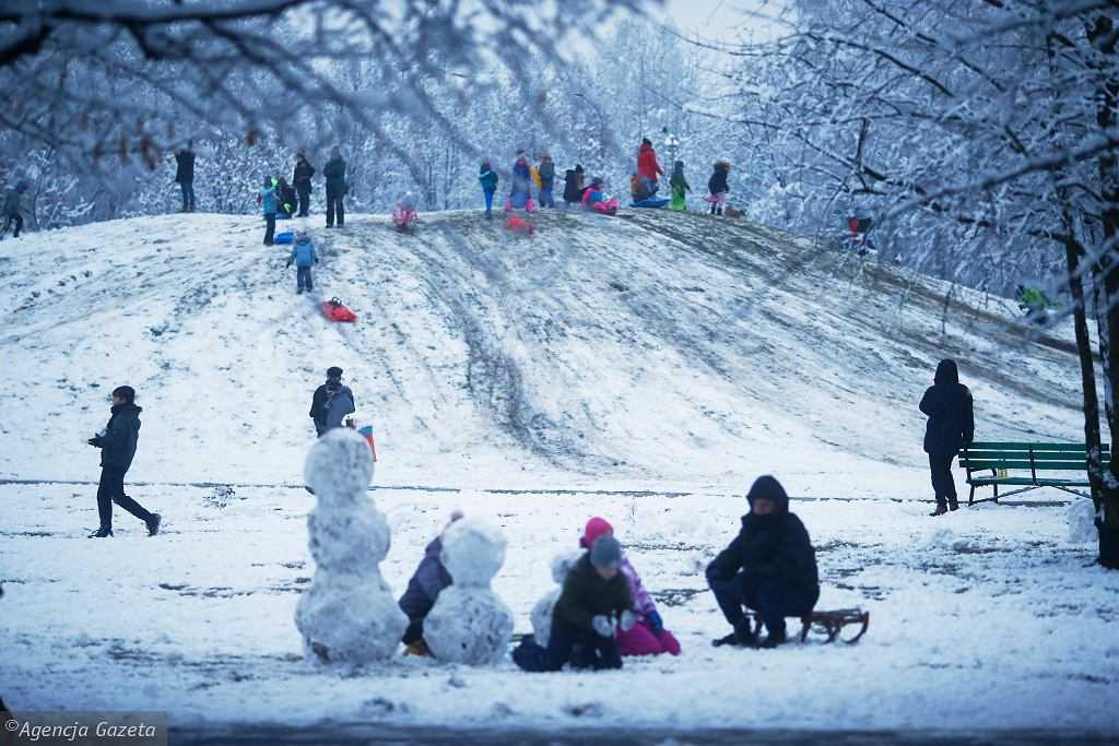 Kiedy spadnie pierwszy śnieg? Długoterminowa prognoza pogody IMGW