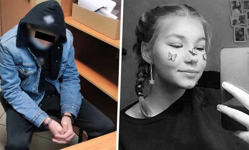 14-latek z zimną krwią zamordował 13-letnią Patrycję, która była z nim w ciąży. Nowe fakty