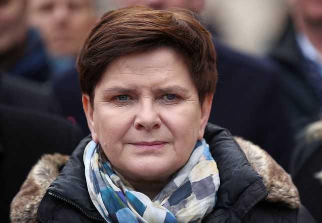 Atak na biuro Beaty Szydło.
