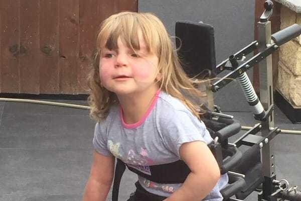 Historia Matyldy Callaghan – małej dziewczynki pokrytej kropkami
