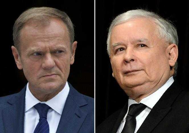 To będzie pojedynek między Jarosławem Kaczyńskim, a Donaldem Tuskiem? Najnowszy sondaż nie pozostawia złudzeń