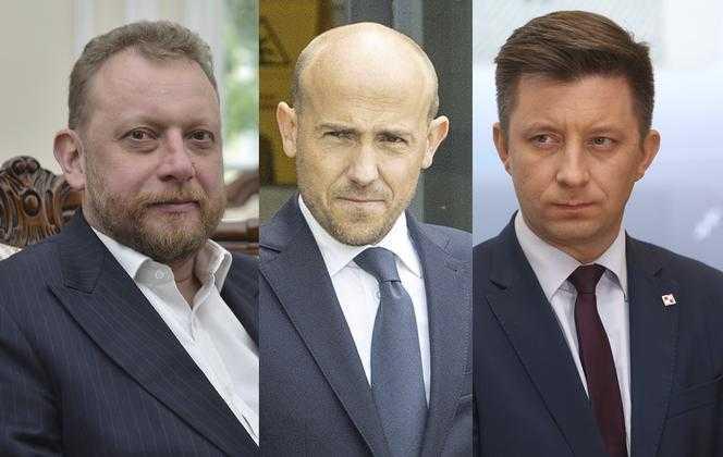 Szumowski z Budką na imprezie u znanego dziennikarza. Wybuchł wielki skandal