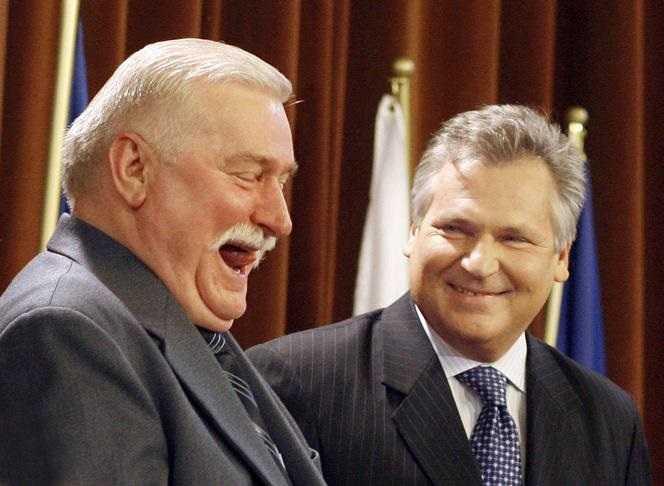 """Lech Wałęsa szczerze o alkoholu. Jego słowa powalają! """"Lubię 50-tkę strzelić rano"""""""