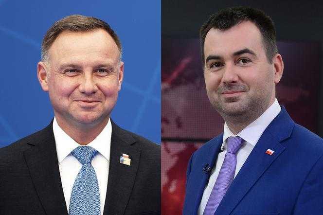 Spychalski opuszcza prezydenta. Wiemy, co człowiek Andrzeja Dudy będzie robił