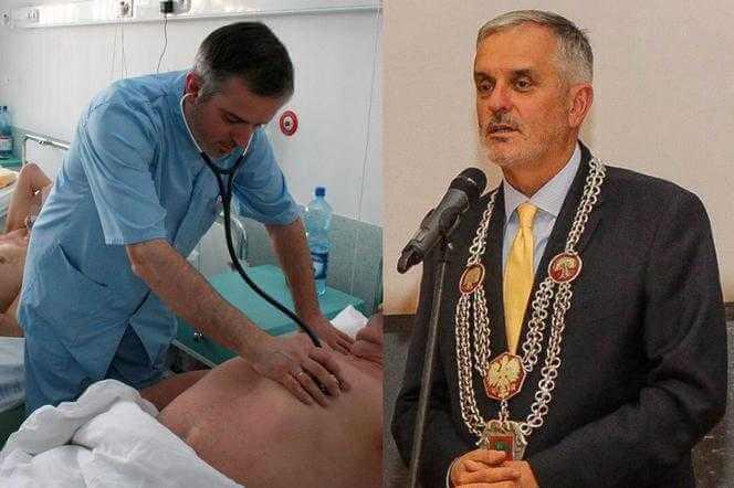 Prezydent Wałbrzycha zarobił w szpitalu 400 tysięcy! jest zatrudniony na ćwierć etatu. Skąd taka forsa?!