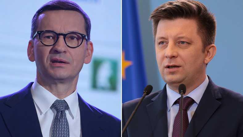 """Afera e-mailowa: Morawiecki inspiruje medialne ataki. """"Rozmawiałem z Kurą - przyjął"""""""